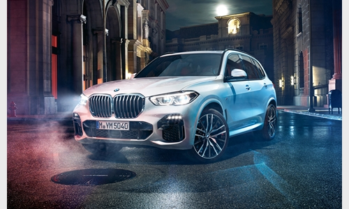 Foto der News Leasingangebot BMW X5