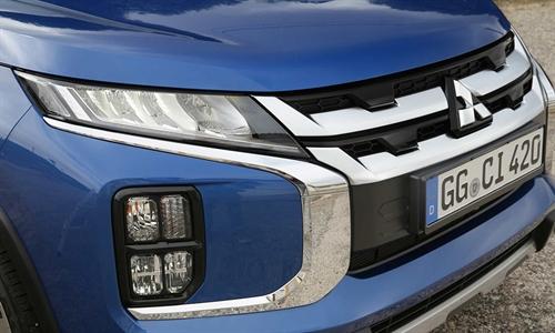 Foto der News Mitsubishi Motors präsentiert das neue ASX´20 Modell