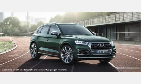 Foto des Serviceangebots Audi SQ5 TDI für 599€ im Monat