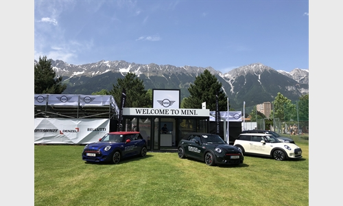 Foto der News MINI Innsbruck BeachEvent