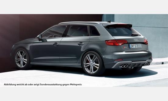 Foto des Serviceangebots Audi S3 Sportback TFSI für 469€ im Monat