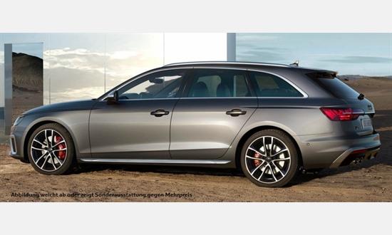 Foto des Serviceangebots Audi S4 Avant TDI für 699€ im Monat