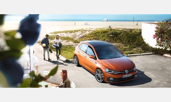 Foto des Serviceangebots Volkswagen Polo Highline 1,5 l TSI für 99,00€ mtl.