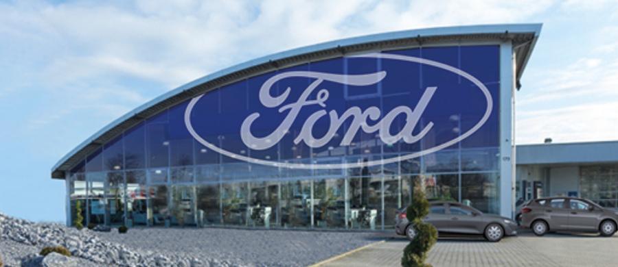Tölke + Fischer Ford Store Krefeld