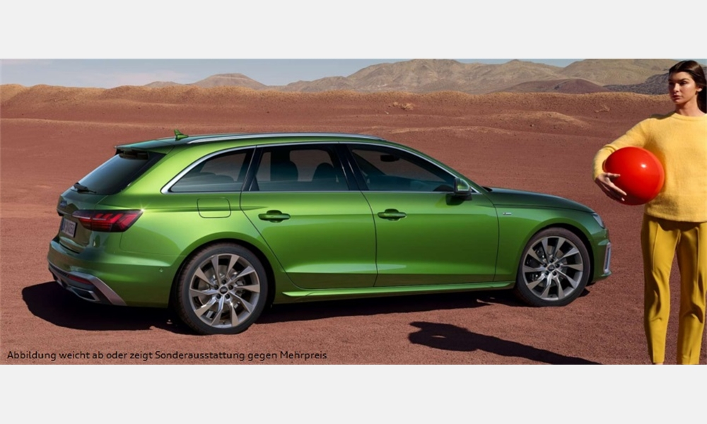 Audi A4 Avant 35 TFSI für 267€ im Monat
