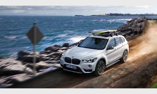 Foto der News URLAUB VORAUS. Sorgenfrei vereisen mit Original BMW Zubehör