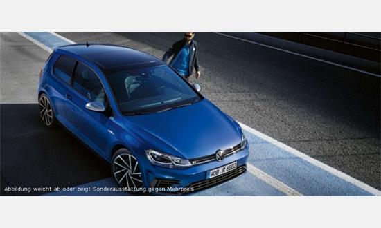 Foto des Serviceangebots Volkswagen Golf R 2,0 l TSI OPF 4Motion DSG für 199€ im Monat