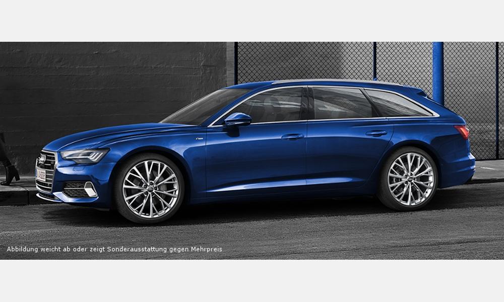Audi A6 Avant  45 TDI quattro für 499€ im Monat