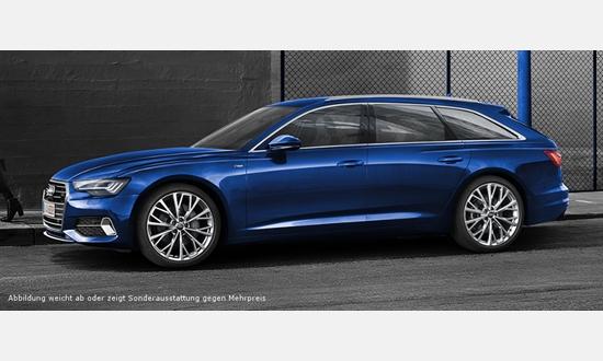 Foto des Serviceangebots Audi A6 Avant  45 TDI quattro für 499€ im Monat