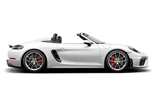 The new 718 Spyder