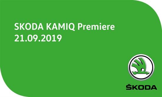 Foto des Events Skoda Kamiq Premiere