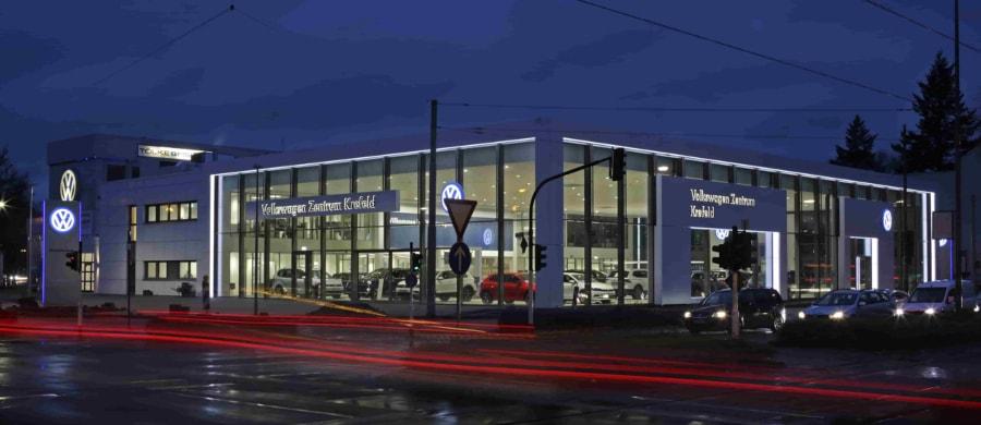 Volkswagen Zentrum Krefeld