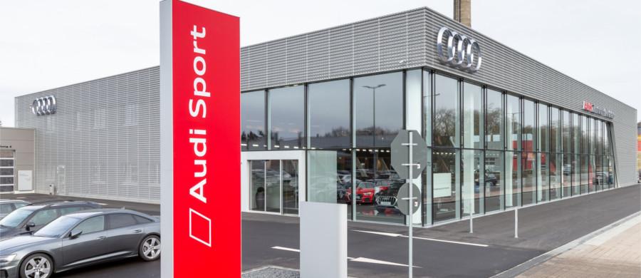 Tölke + Fischer Audi Zentrum Krefeld