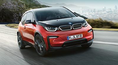 BMW i3.120Ah