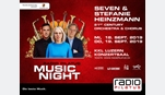 Foto des Events Radio Pilatus Music Night mit Stefanie Heinzmann und Seven