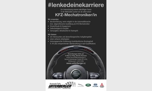 Foto des Stellenangebots KFZ-Mechatroniker