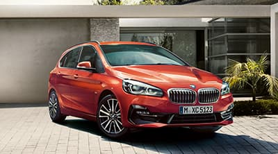 BMW 218i Active Tourer - gratis Winterräder