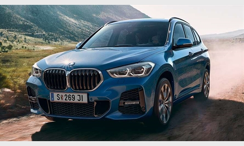 Foto der News Leasingangebot BMW X1 sDrive18i
