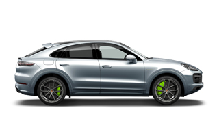 Cayenne Turbo S E-Hybrid Coupé