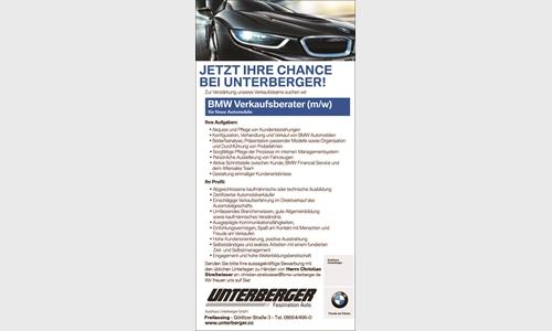 Foto des Stellenangebots BMW Verkaufsberater für Neue Automobile (m/w/d)