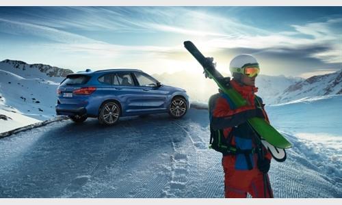 Foto des Serviceangebots BMW Winterräder.