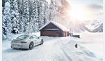 Foto der News Die Winterkomplettradsätze von Porsche Tequipment.