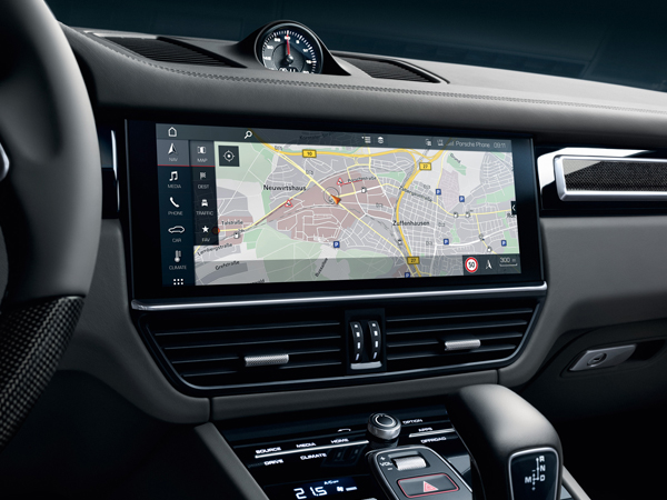 Navigation und Infotainment