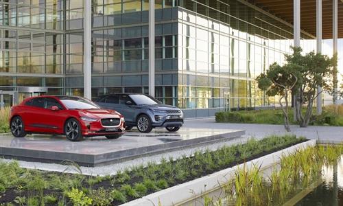 Foto der News Jaguar Land Rover eröffnet hochmodernes Entwicklungszentrum