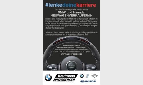 Foto des Stellenangebots BMW und Hyundai NEUWAGENVERKÄUFER/IN