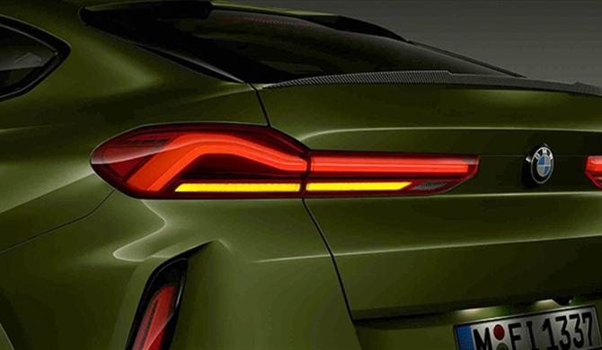 DESIGN BMW X6 M COMPETITION.