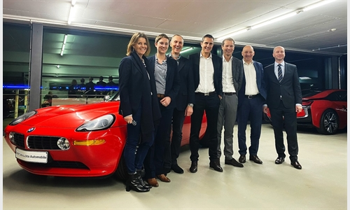 Unterberger Automobile übernimmt BMW-Autohaus Kathan