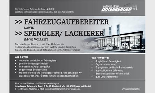 Foto des Stellenangebots Fahrzeugaufbereiter und Spengler/Lackierer (m/w)
