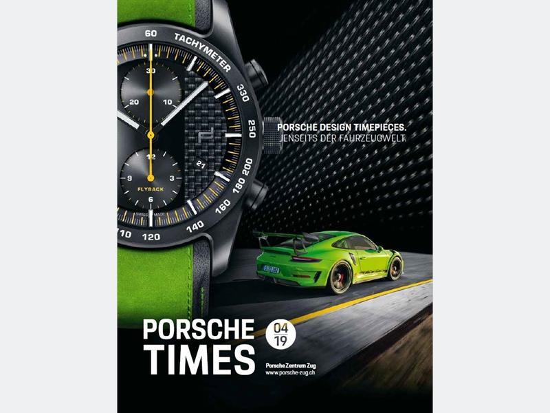 Porsche Times 04/2019