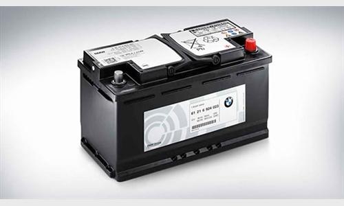 Foto des Serviceangebots -15% auf Original BMW Batterie vom 01.12. bis 31.12.2019