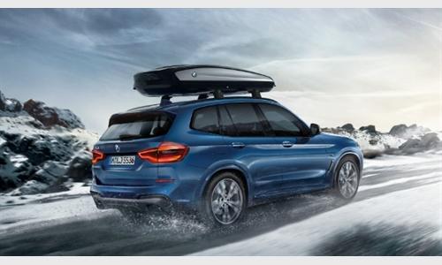 Foto des Serviceangebots  -12% auf BMW Dachboxen vom 01.12. bis 31.12.2019
