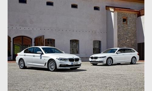 Foto der News 0,9% Leasing BMW 5er Limosine und BMW 5er Touring