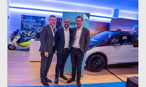 Foto der News Wirtschaftsbund Innsbruck meets BMW Unterberger-Denzel Innsbruck