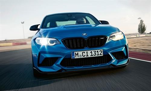 BMW 2er COUPÉ M AUTOMOBILE: MODELLE & AUSSTATTUNGEN