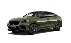 X6 M Competition
