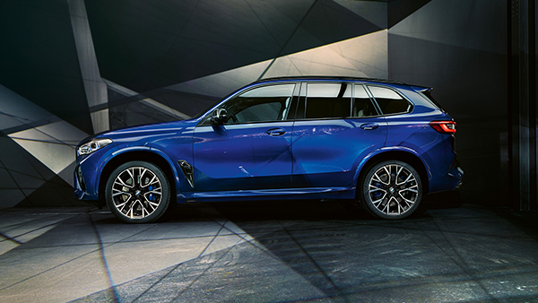 DESIGN BMW X5 M COMPETITION.