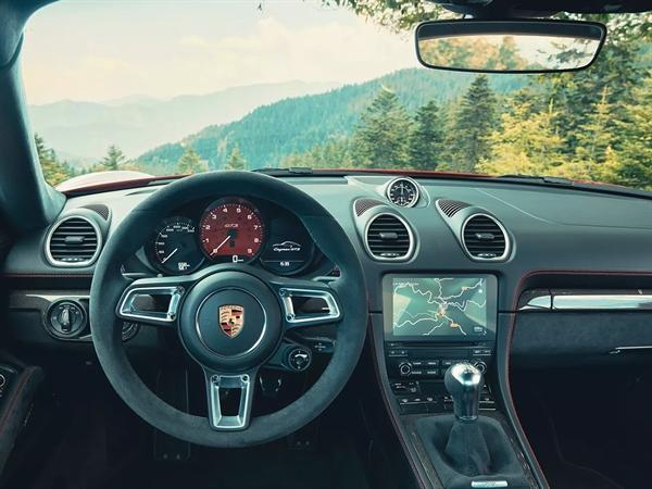 Porsche Connect.