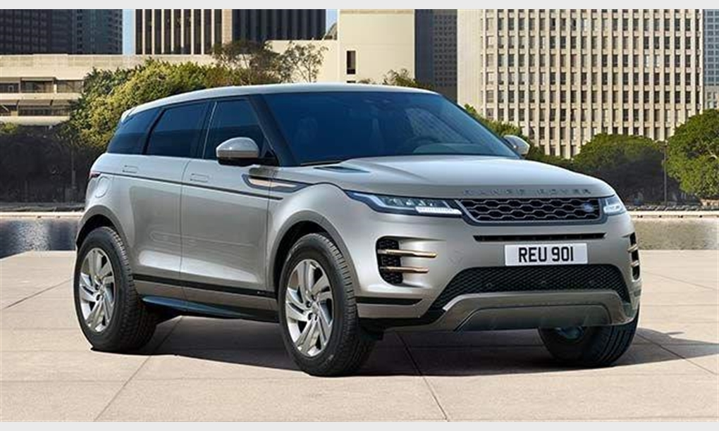 Der neue Range Rover Evoque