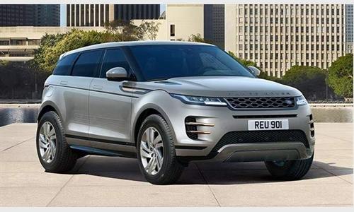 Foto der News Der neue Range Rover Evoque