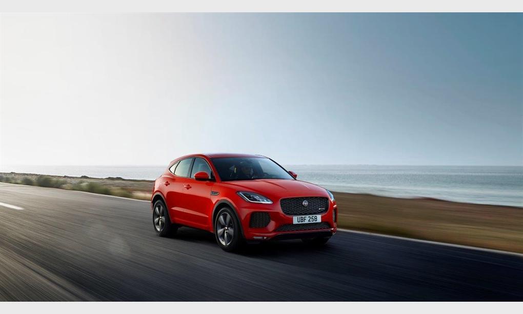 Der neue Jaguar E-Pace