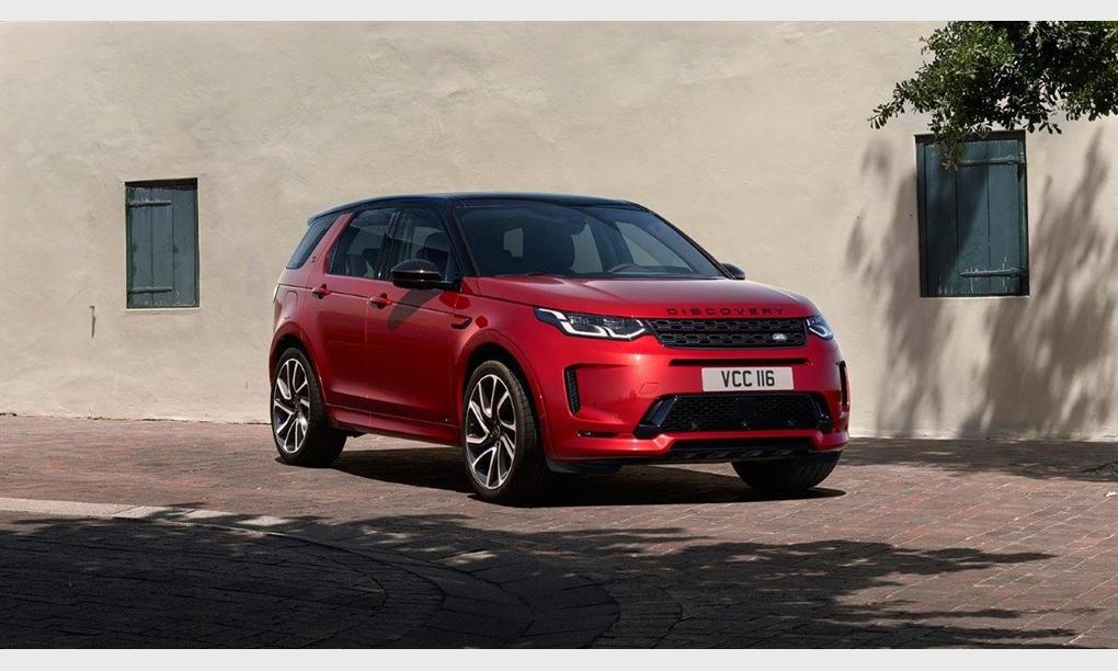 Der neue Range Rover Discovery Sport