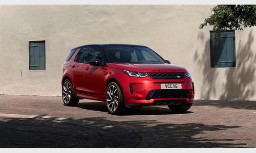 Foto der News Der neue Range Rover Discovery Sport