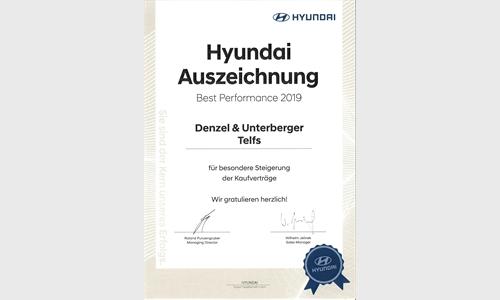 Foto der News Auszeichnung Hyundai