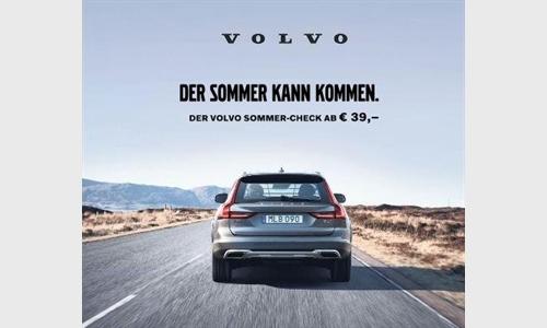 Foto des Serviceangebots  Volvo Sommer-Check