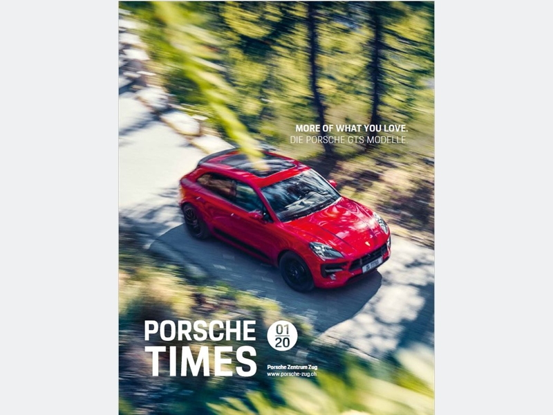 Porsche Times 01/2020