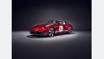 Foto der News Hommage an die Tradition: Der 911 Targa 4S Heritage Design Edition